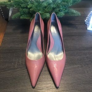 HYPE Pale Rose Pointed Heels Pumps